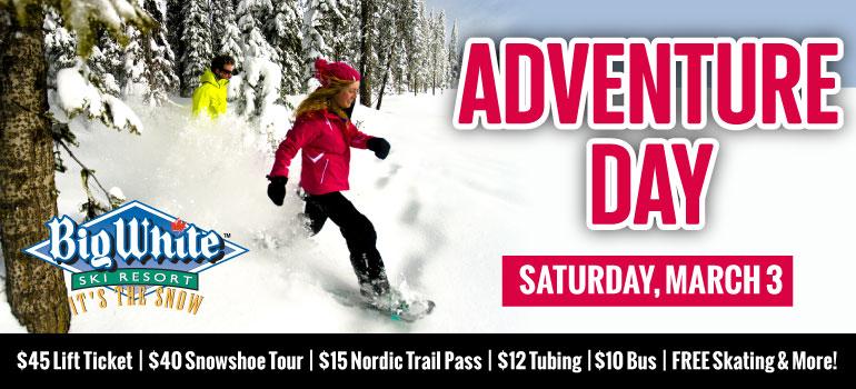 2018 BW Adventure Day Spotlight
