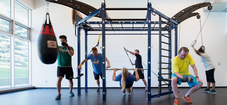 Functional Training Spotlight