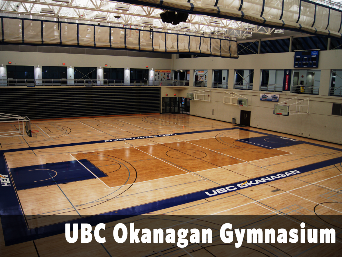 Okanagan campus Gymnasium